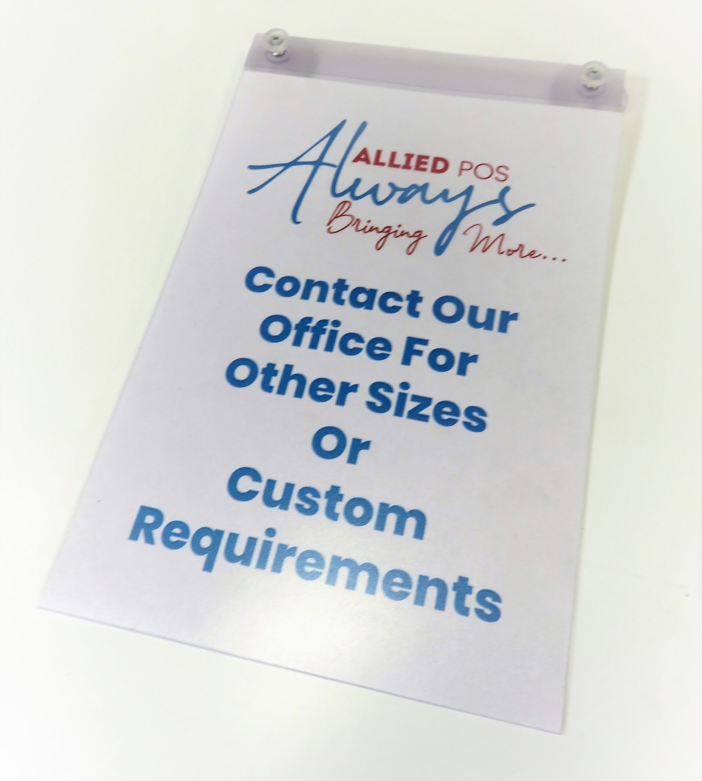 Allied Point of Sale